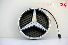 MERCEDES BENZ W205 C CLASS GENUINE OEM ILLUMINATED STAR GRILL STAR LOGO EMBLEM
