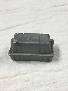 VINTAGE STAR WARS DAGOBAH ACTION PLAYSET PART CRATE Case KENNER Accessories Box