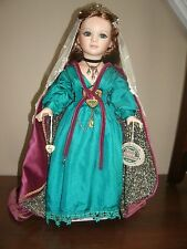 COTTAGE COLLECTIBLE Porcelain Doll ~ EL' ENNAH ~ Keeper of the Millennium CC6321