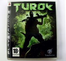 TUROK PS3 - jeu pour Sony Playstation 3 - Game for Playstation 3