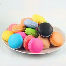 HOT Simulation Macaron Food Squishy Super Slow Rising Decompression Toy For Kids