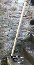 "Chillington 3 Prong Heavy Duty Canterbury Hoe Fork - 120cm 47"" Hndl- Gardening,"