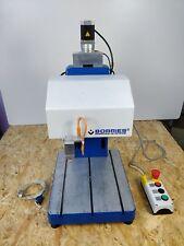 Borries DotPeening Maschine unit 350-DP