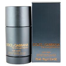 Dolce&gabbana The One Caballero 71ml/70G Desodorante en Barra Nuevo en Caja