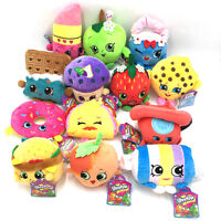 """Shopkins Plush Soft Toy 6.5"""" or 11"""" inches - Choice Your Character - Brand New"""