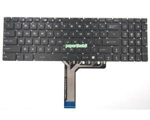 New MSI GP75 Leopard 9SD 9SE 9SF 10SDK 10SEK Keyboard With Per-Key RGB Backlight