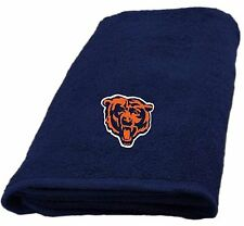 Chicago Bears Hand Towel measures 15 x 26 inches