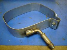 PEUGEOT 207SW REAR EXHAUST BOX SILENCER BODY BAND