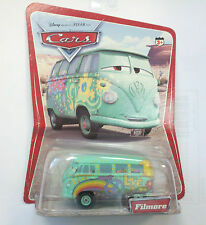 Disney Pixar Cars Filmore(Fillmore) Perfect spelling Error Card Front and Back