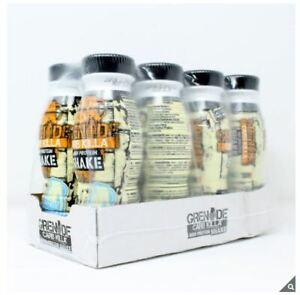 Grenade Carb Killa White Chocolate High Protein Shake, 8 x 330ml Brand New