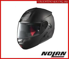 CASCO NOLAN MODULARE N 90 - 2 SPECIAL N-COM NERO BLACK GRAPHITE 09 TAGLIA L
