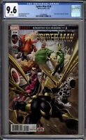Spider-Man 234 CGC Graded 9.6 NM+ Marvel Comics 2018
