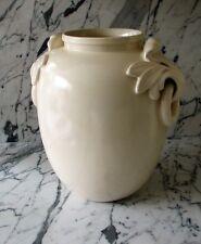 Weller Pottery Large Floor Vase Urn Vintage 30's
