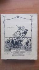 D'ELLY : LA CAMARGUE GARDIANE - TAUROMACHIE - E.O. -1938- REGIONALISME SUD