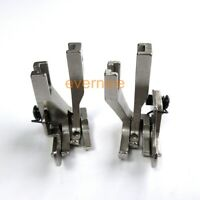 """RIGHT+LEFT 3/16"""" TOPSTITCH Walking Foot for Highlead GC0318 GC0388, GC0398 +"""