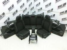 VW Golf 7 VII Lederausstattung Sitze Teilleder Massage ergo Active Sitzheizung