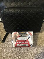 2019 NFL Panini Prizm Football Factory Sealed Blaster Box 1 Memorabilia per Box