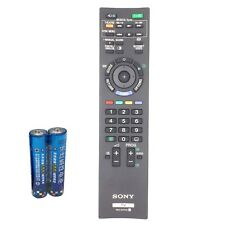 SONY Bravia TV Remote Control RM-GD014 for KDL-32EX500 KDL-32EX400 with battery
