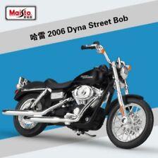 1:18 Maisto Harley Davidson 2006 Dyna Street Bob Bike Motorcycle Model Toy New