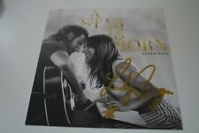 A STAR IS BORN CD SEALED AND SIGNED LADY GAGA INSERT