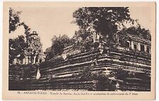 Cambodia / Indo-China; Angkor Thom- Temple du Bapuon PPC Unposted