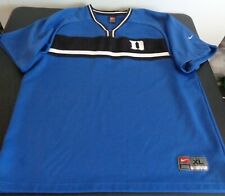 DUKE BLUE DEVILS Basketball NIKE Vintage Shooting XL Warm Up Shirt FREE SHIPPING