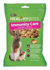 Vetiq Immunity Care Healthy Bites - Rabbit, Guinea Pig, Hamster, Pet Rat Treat