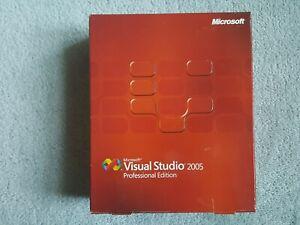 Microsoft Visual Studio 2005 Professional Pro Professional MSDN C5E-00001 w/Keys