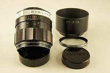 Fujinon-T 100mm f2.8 MF M42 lens