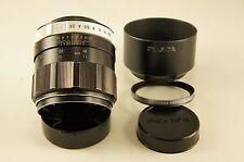 Fujinon-T 100mm f2.8 MF M42 lens