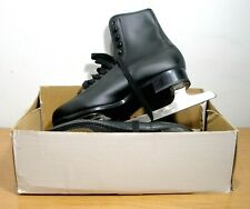 American Rocket Figure Skates insulated Mens Black style 552 size 11