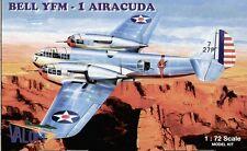 Valom 1/72 Model Kit 72015 Bell YFM-1 Airacuda
