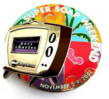 COMIC Pin / Pins - © DISNEY PINTRADING 2001 / SUPER SOAP WEEKEND LE2500 [4027A]