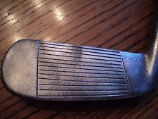 William Burke's Hickory Wood Shaft Golf Club Putter