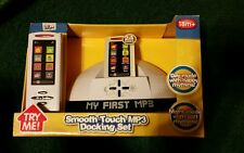 smooth touch mp3 docking set