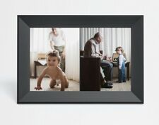 "Aura Carver 10.6"" Wi-Fi Digital Photo Frame - White"