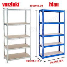 Grafner 5 Ebene 1,72m Schwerlast-Werkstattregal