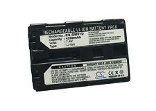 7.4V battery for Sony DCR-TRV250E, DCR-TRV480, DCR-PC101K, DCR-TRV8, DCR-TRV17K