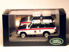 1/43 Die-Cast Model Car - LAND RANGE ROVER Manchester Police