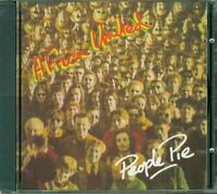 Africa Unite - People Pie 1A Stampa New Tone Records No Barcode Cd Perfetto