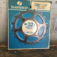 Vintage Shimano 32t Sprocket Skip Tooth 32 Tooth Freewheel 123-3202 NEW NOS