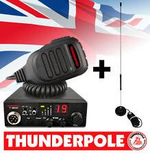 Thunderpole T-800 + Apollo Mag Kit   12v AM/FM CB Radio & Antenna Pack