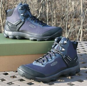 KEEN VENTURE VENT MID US 9 EU 42 Men's Hiking Trail Shoe Boot