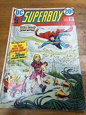 Superboy #191 DC 1972