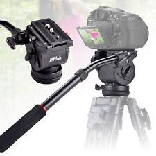 JIEYANG Camera 360° Tripod Video Fluid Head F BMPCC Film MOVIE SHOOTING DV