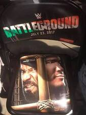 WWE Battleground PPV 2017 Ringside Chair with Jinder Mahal & Randy Orton NXT WWF