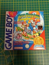 RARE SEALED NEW NEUF Nintendo Game boy Gameboy SUPER MARIO LAND 2 BOITE Boxed