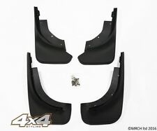 For VW Volkswagen Touareg 2002 - 2010 Mud Guards Mud Flaps Set (4 pieces)