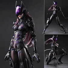 Play Arts PA Kai Batman Catwoman Cat Woman Selina Kyle Action Figure Toy Doll