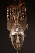 7030  Afrikanische Alte Marka Helm Maske Mali Africa / Afrika